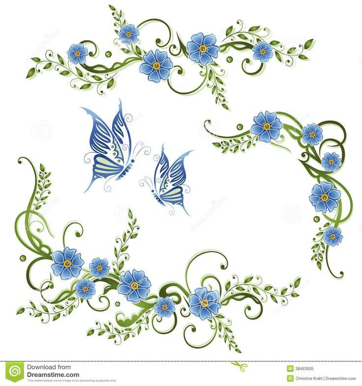 736x786 Nots Tattoo Idea Forget Me Nots Drawing My Side Garden Piece