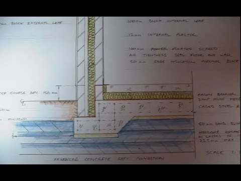 Foundation Drawing at GetDrawings com | Free for personal use