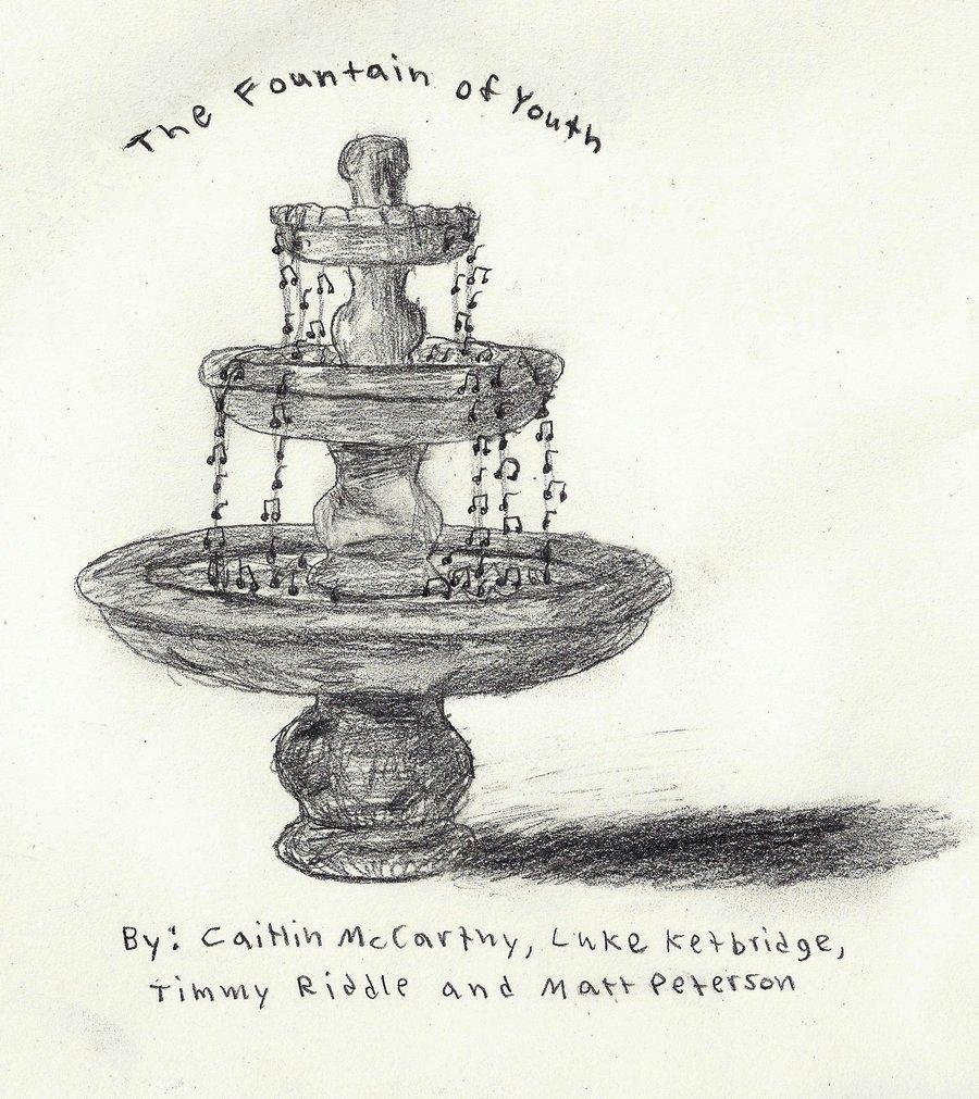 900x1011 The Fountain Of Youth By Magicalmayhem7