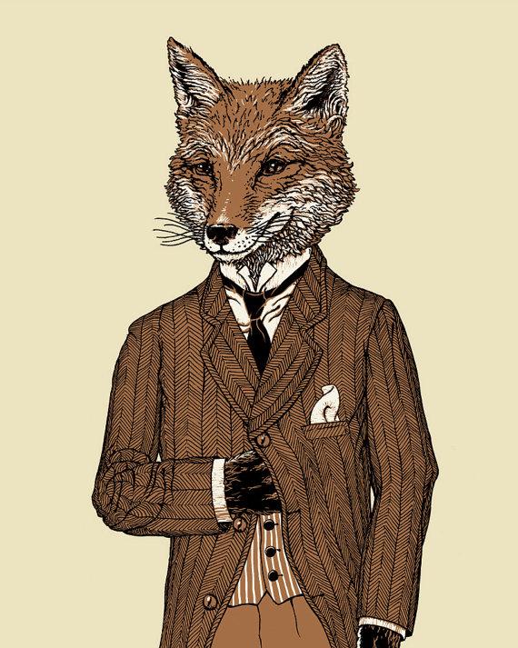 570x713 Fox Print Fox Wall Print Foxes Prints 8 X 10 Animal Art