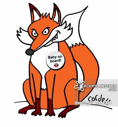 400x433 Fox Cull Cartoons And Comics