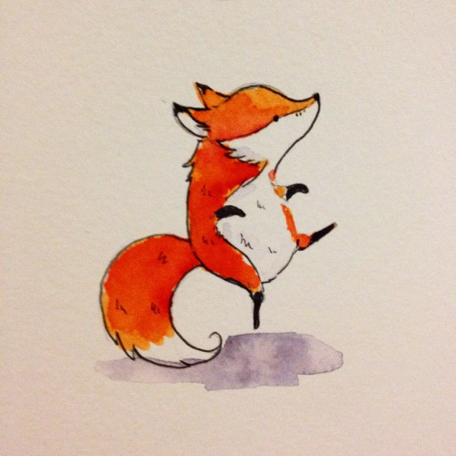 500x500 Pin By Mana Sigh On Illustration Foxes, Illustrators