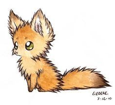 236x217 How To Draw Cute Baby Fox