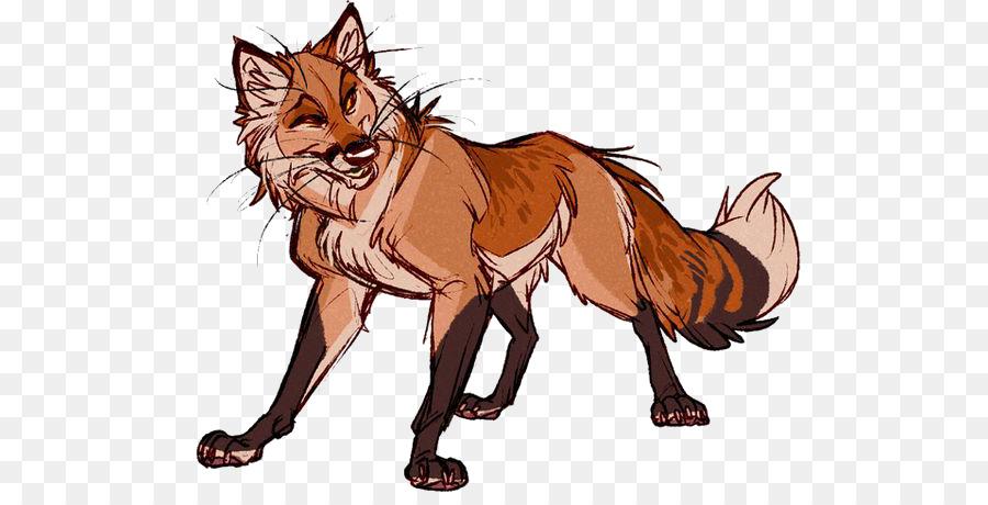 900x460 Red Fox Drawing Illustration