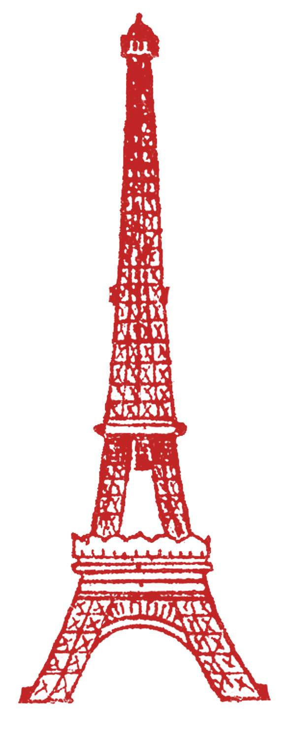 581x1500 Eiffel Tower Picture