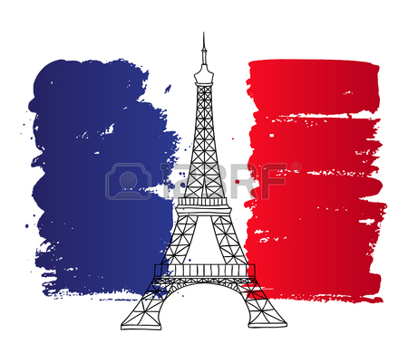 450x400 25,148 France Flag Cliparts, Stock Vector And Royalty Free France