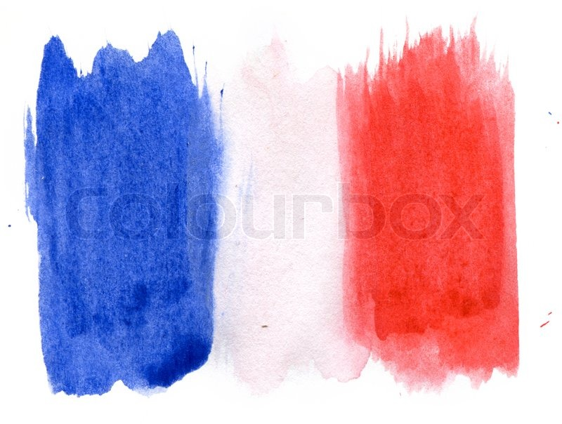800x604 Flag Of France Stock Photo Colourbox