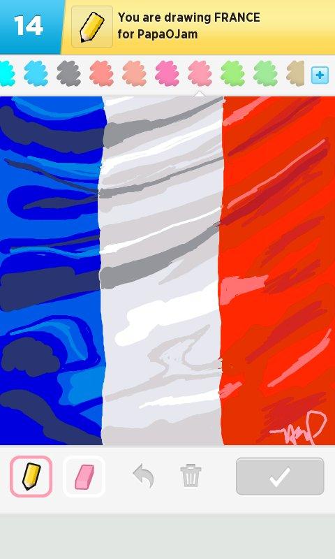 480x800 France Drawings