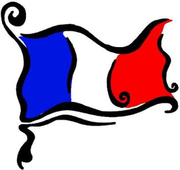 france flag drawing at getdrawings com free for personal use rh getdrawings com Waving French Flag france flag clip art free