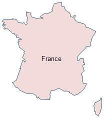 Physical Map Of France Outline.France Map Drawing At Getdrawings Com Free For Personal Use France