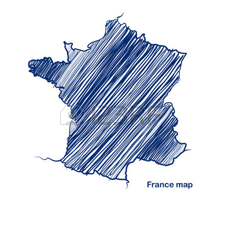 450x450 Map Of France Stock Photos. Royalty Free Business Images