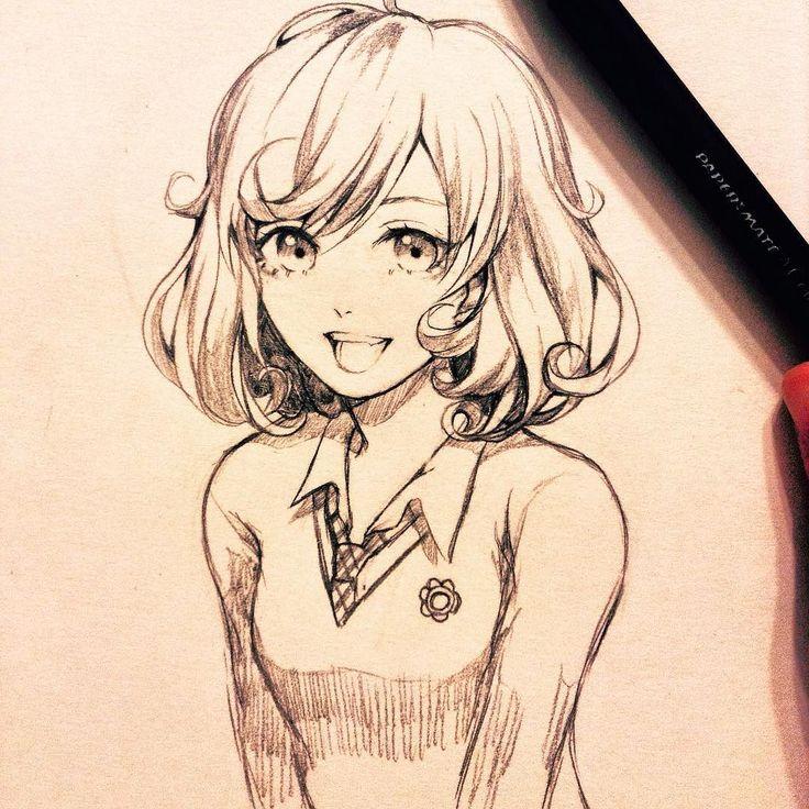 736x736 Photos Sketches Of Anime,