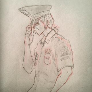 320x320 Policeman Rin!