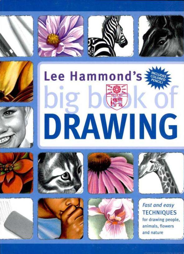 591x814 Lee Hammond's Big Book Drawing Topics Lee Hammond, Big Book