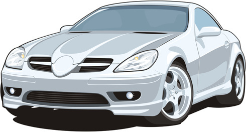 490x263 Free Car Vectors And Drawing Templates Free Vector Download
