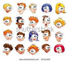 238x212 Comic Faces