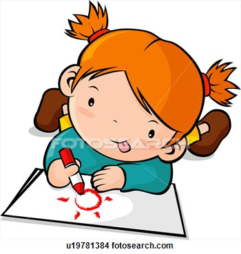 350x369 Someone Drawing Clipart