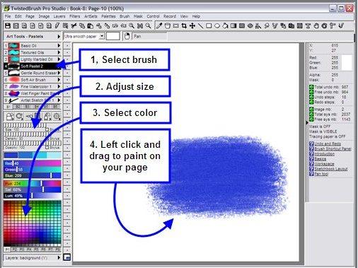 506x379 Photos Free Digital Painting Software,