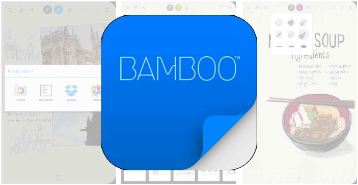 703x365 Bamboo Paper 1.0.0 Android Apk Drawing App Download