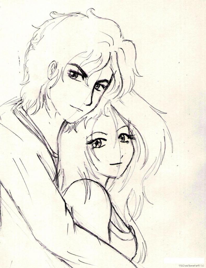 790x1024 Cartoon Love Couple Draw Draw Anime Love Cartoon Love Couple