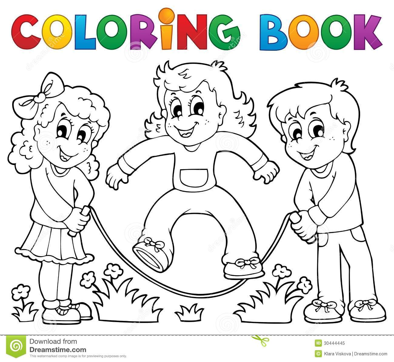 Coloring Book For Kid