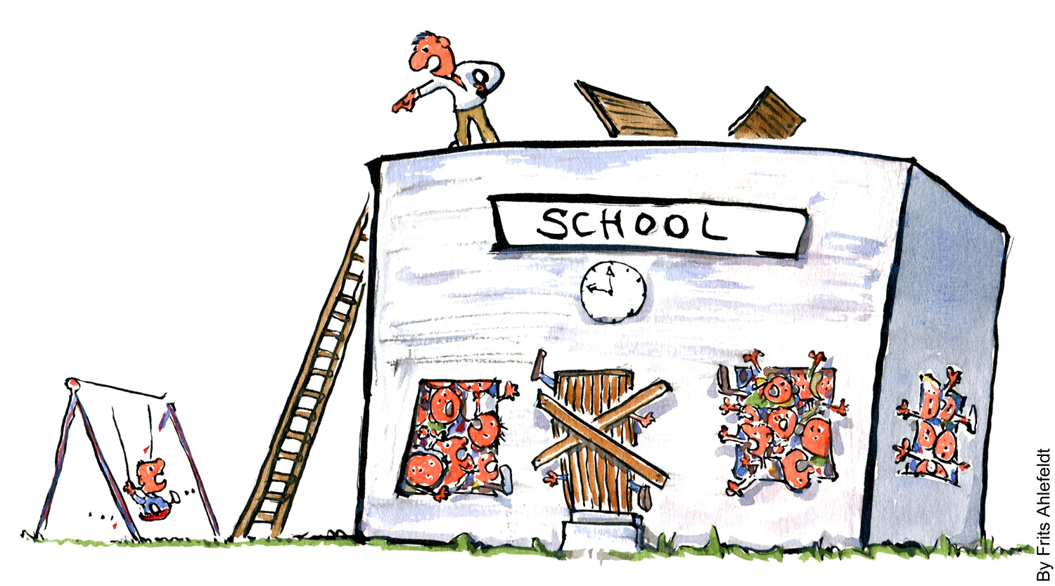 1500x834 Move Kids Education Outside Free Drawing The Hiking Artist