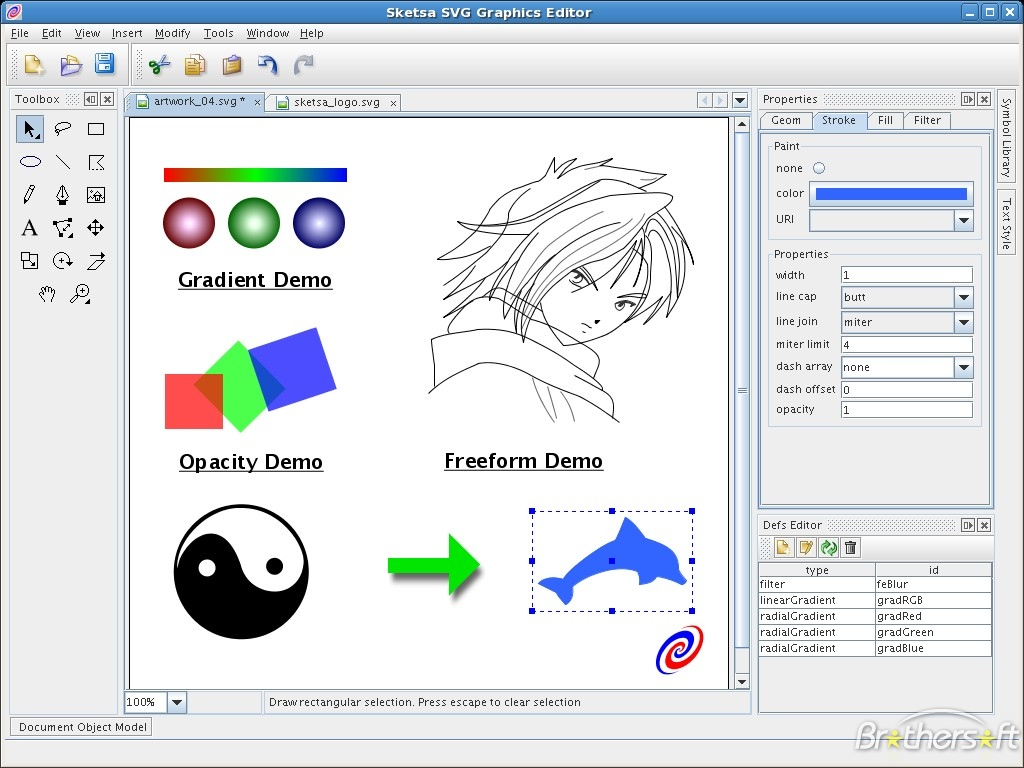 1024x768 Free Drawing Software For Windows