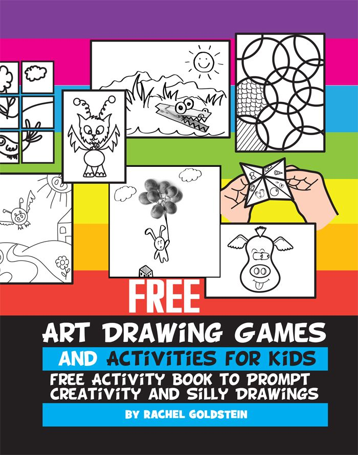 700x889 14 Best Art And Drawing Games For Kids Images