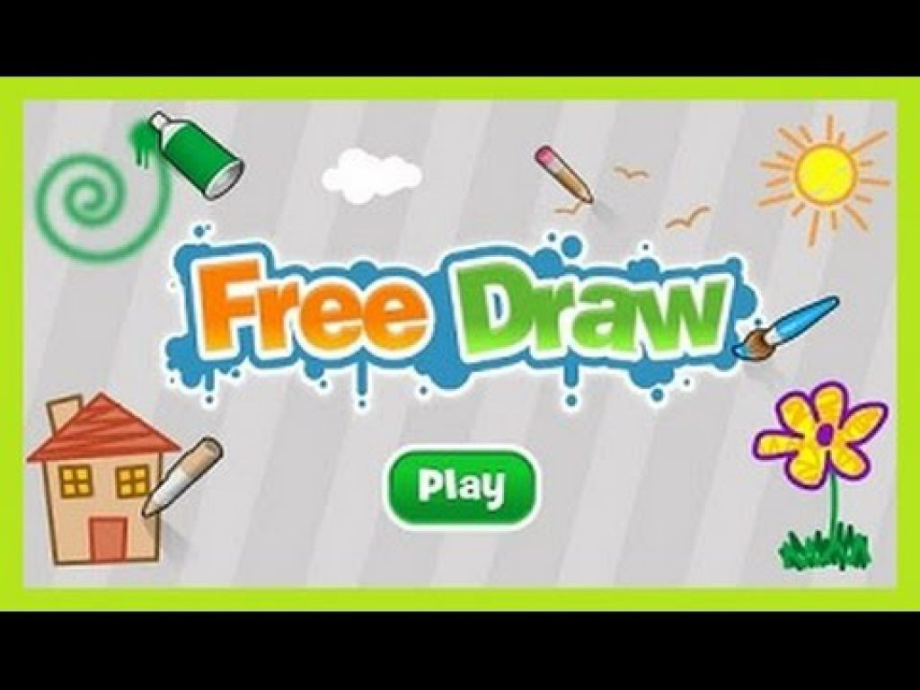 Free Drawing Games For Kids at GetDrawings.com | Free for personal ...