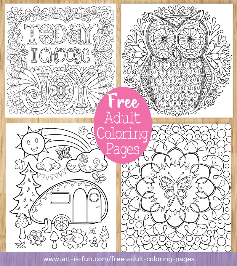 800x898 Free Adult Coloring Pages Detailed Printable For