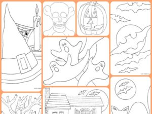 300x225 Free Coloring Book Pages To Print And Color Printables