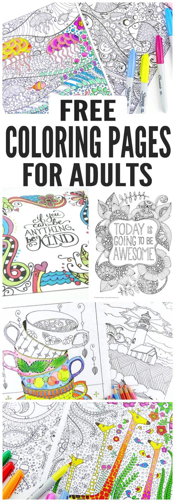 Free Drawing Pages At GetDrawings