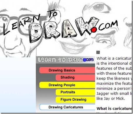 454x390 5 Free Websites To Learn Drawing