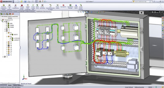 534x287 Solidworks Electrical Takes On Autocad Part 2
