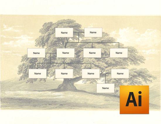 550x425 Free Family Tree Template Printable Printable Free