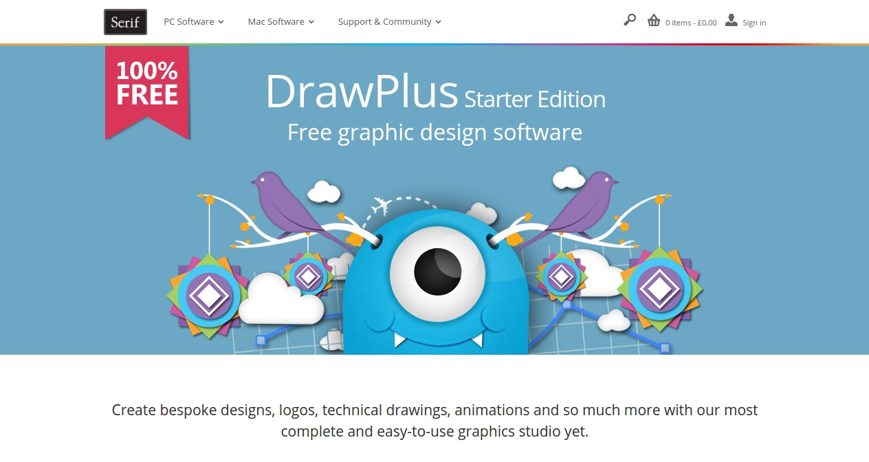 1264x672 Top 6 Best Free Graphic Design Software For Beginners