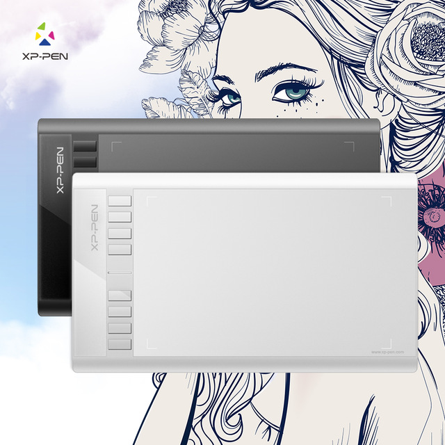 640x640 Xp Pen Star 03 Graphics Drawing Tablet With Battery Free Passive