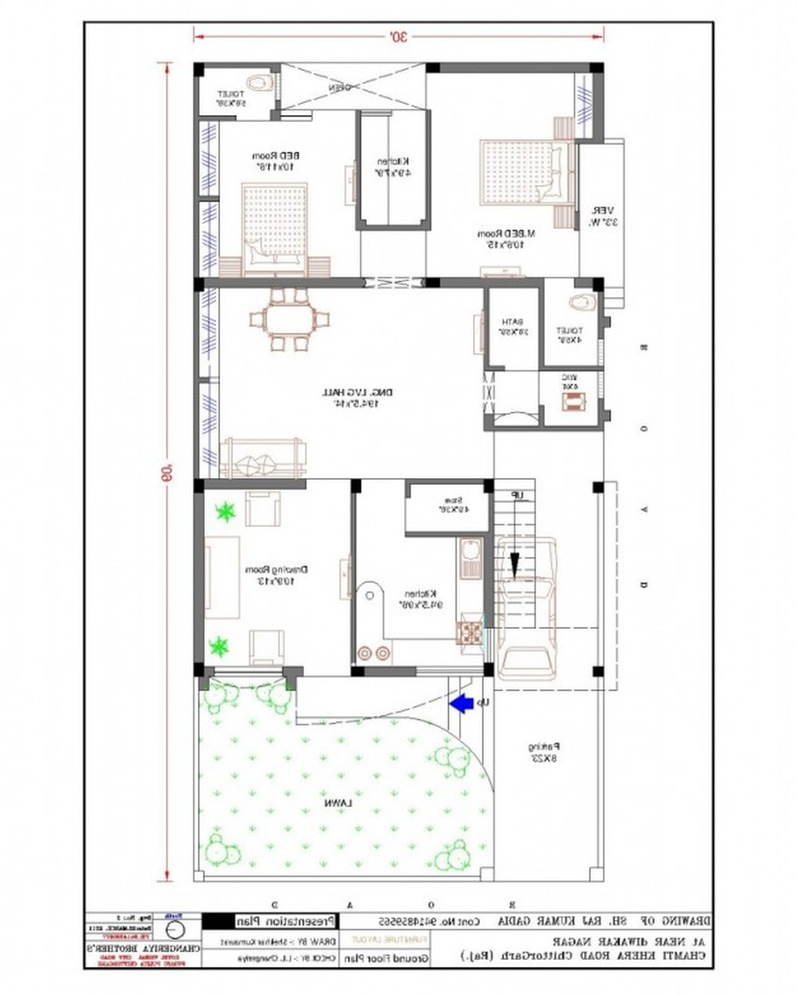 797x996 Architecture Design House Interior Drawing