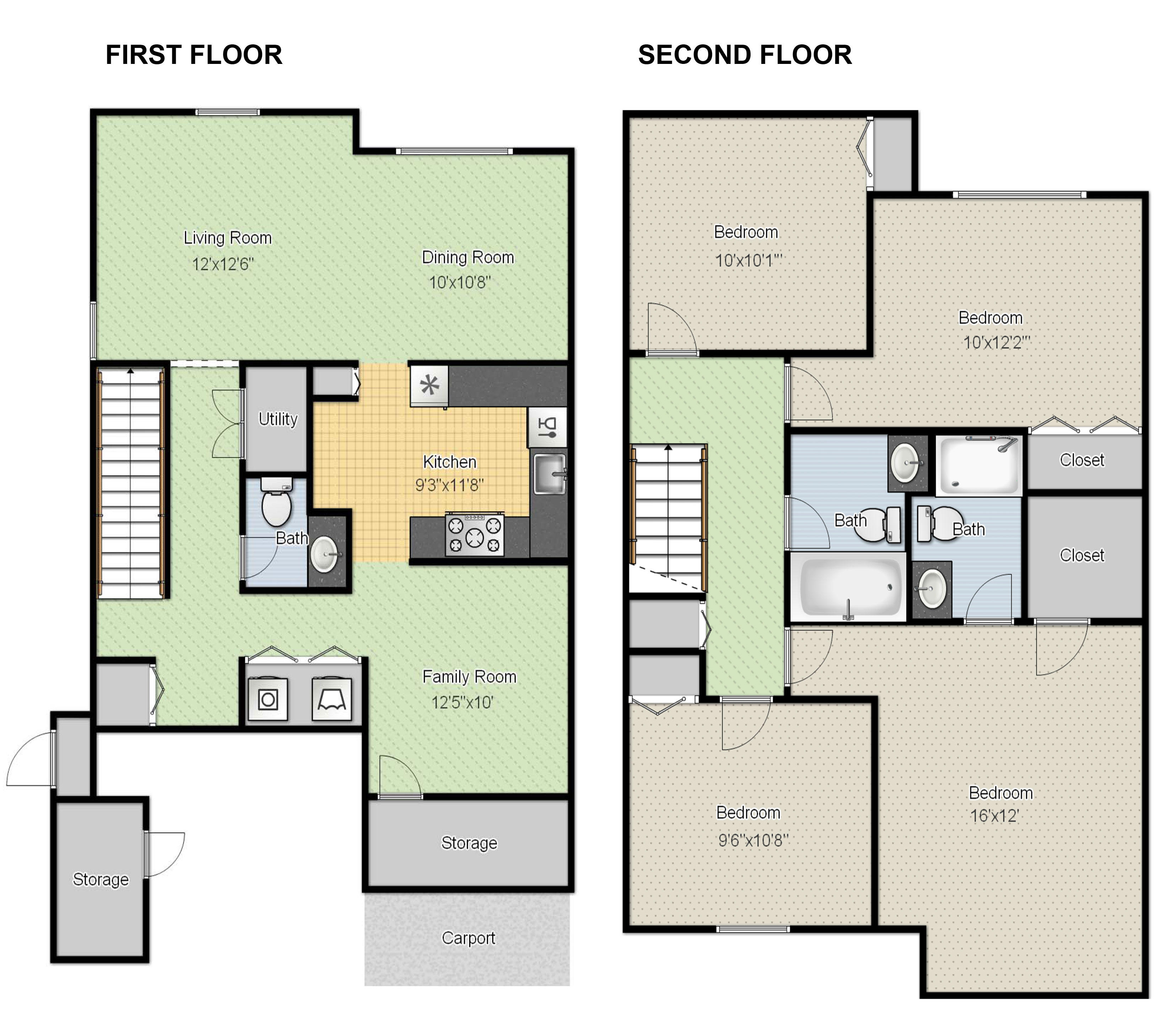 3300x2918 The 19 Best House Drawing Plan Layout Of Luxury How To Draw Floor