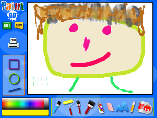 Free Kid Drawing Games at GetDrawings.com | Free for personal use ...