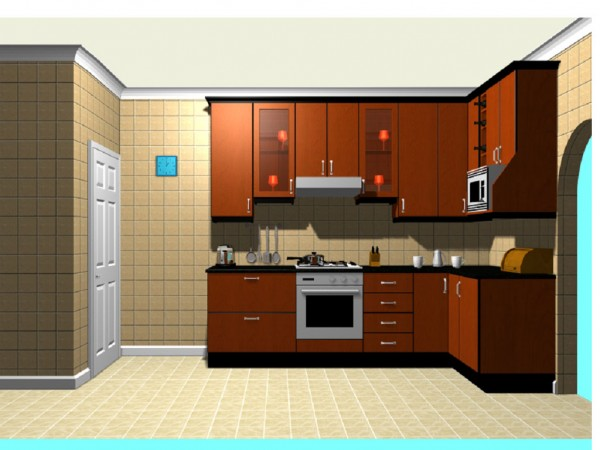 Free Kitchen Drawing At Getdrawings Com Free For Personal Use Free