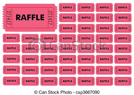 Captivating 450x320 Raffle Tickets To Print