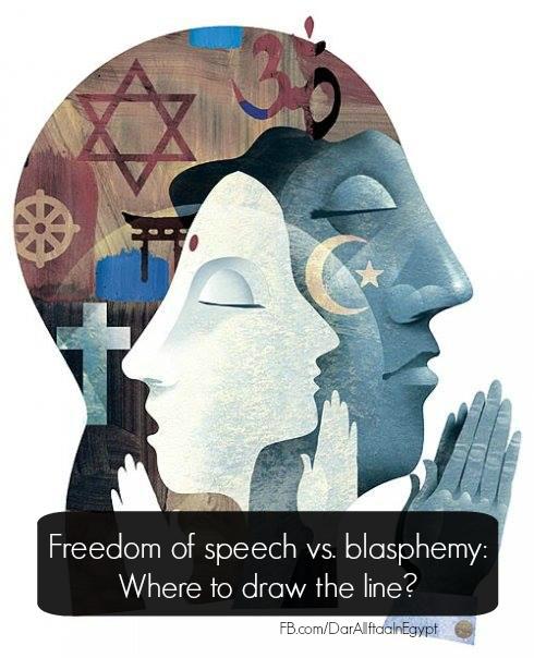 490x604 Freedom Of Speech Vs. Blasphemy Where To Draw The Line