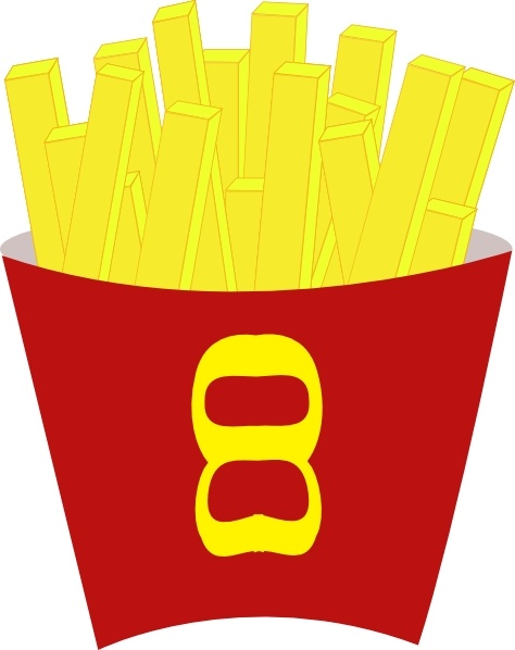 474x598 French Fries Clip Art Free Vector In Open Office Drawing Svg