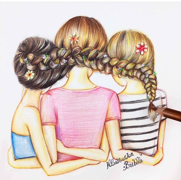 Friend Drawing At Getdrawings Com Free For Personal Use Friend