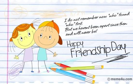550x350 Note Book Drawing With Happy Friendship Day Image Share