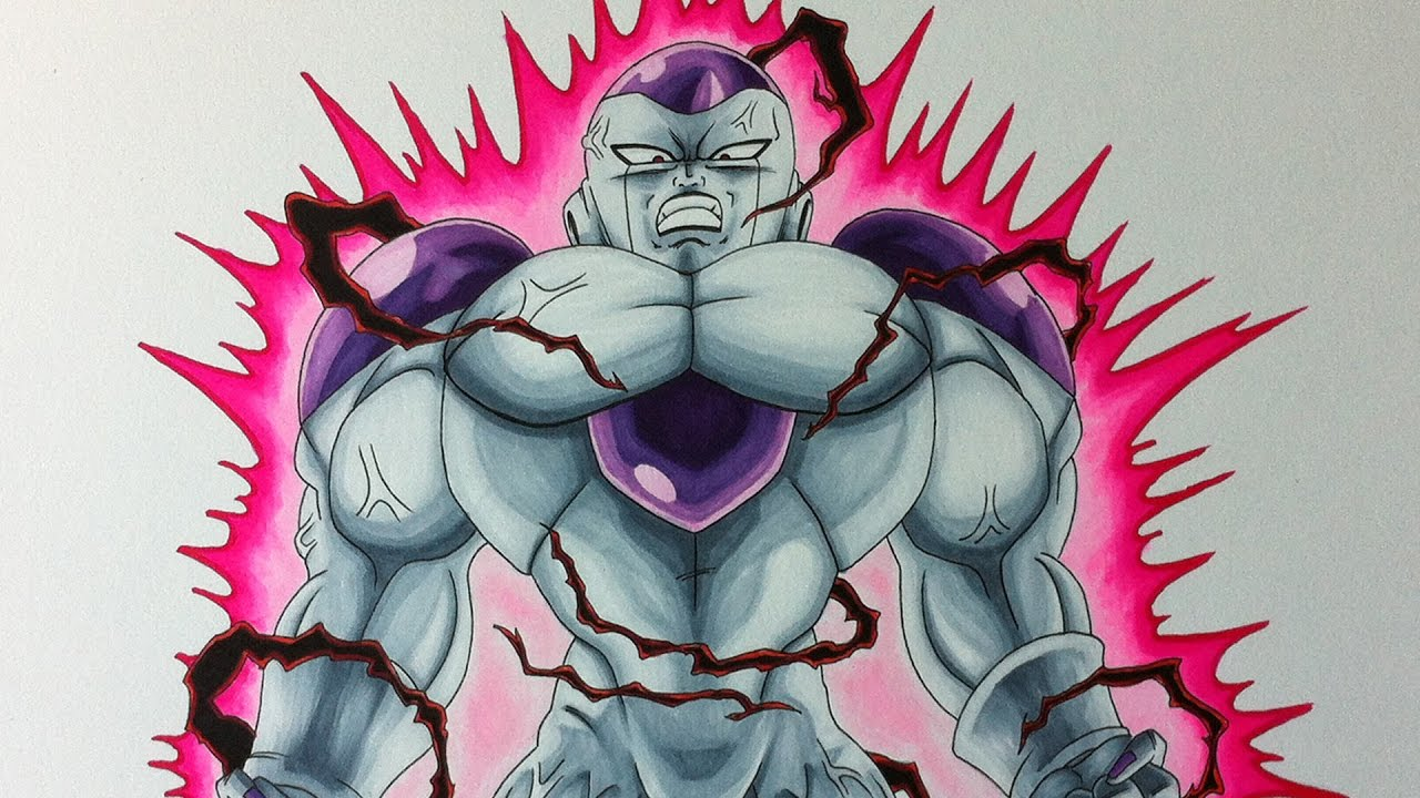 Frieza Drawing at GetDrawings.com | Free for personal use Frieza ...