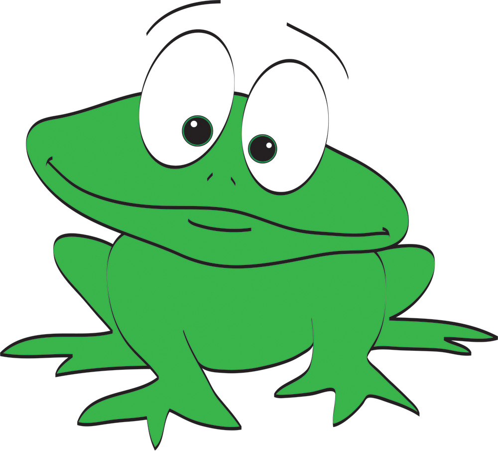 Frog Drawing at GetDrawings.com | Free for personal use Frog Drawing ...