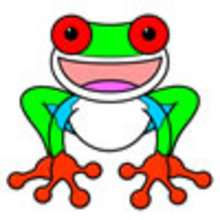 220x220 How To Draw How To Draw A Red Eyed Tree Frog