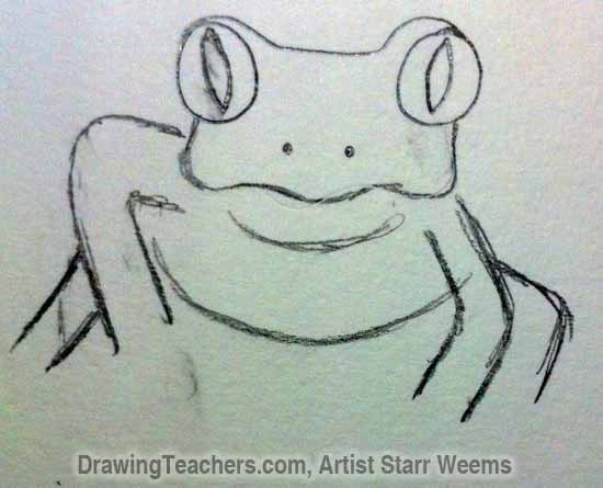 550x445 How To Draw Tree Frog Legs 04.jpg